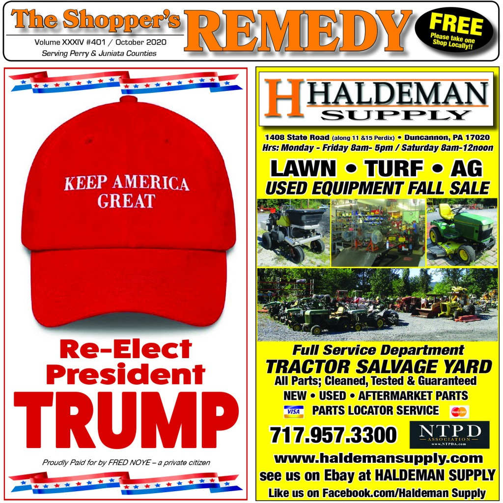 Shoppers Remedy October 2020